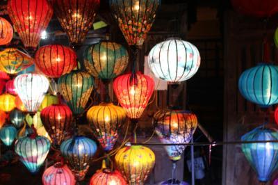 旅行同好会。ホイアン・ダナン・香港。ホイアン編