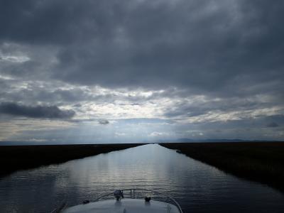 南米一人旅7 チチカカ湖