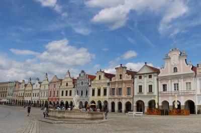 チェコ旅 ~世界遺産の街とビールを楽しむ♪ その6 テルチ編~