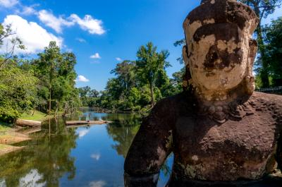 カンボジア・タイ旅行2017 パート06(カンボジア・シェムリアップ編)