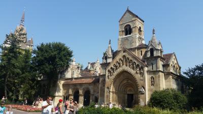 ブダペシュトは建築マニアの街だ