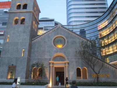 上海の長寧来福士広場・優秀歴史建築
