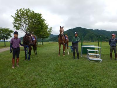 馬たちを眺め、ワインと食を楽しむ旅~日高・十勝2泊3日~その2