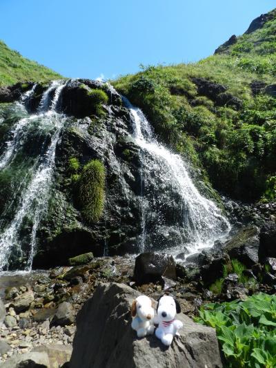 津軽半島の『十三湖』&『七つ滝』◆2016年8月・東北縦断~函館の旅《その12》