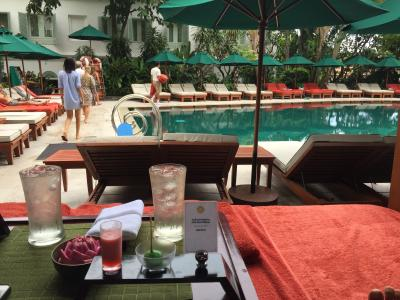 オリエンタルホテルバンコク滞在。大好きなタイ料理も。