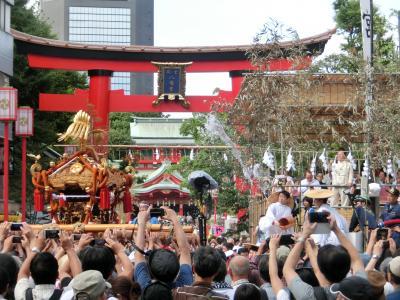 深川八幡 本祭り