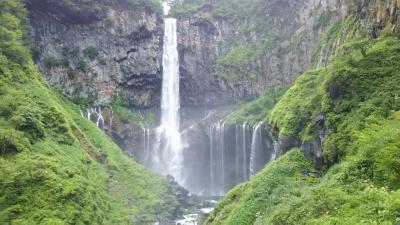 日光1人旅  1日目 明智平・華厳の滝・いろは坂