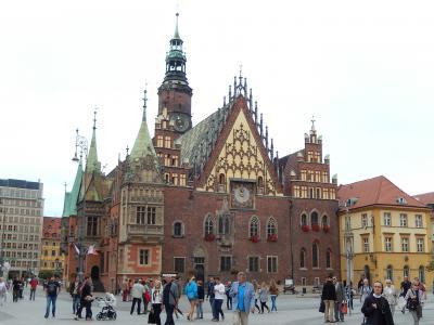 2016 Polandの旅(7) ヴロツワフ 2
