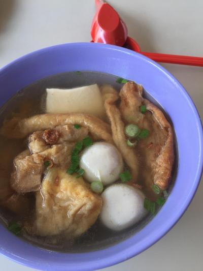勝手きままに醸豆腐 (Yong Tau Foo)・お遍路巡礼7箇所