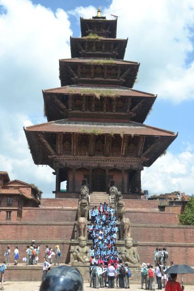 ネパール旅行記(3) カトマンズからバクタブルそしてナガルコットへ