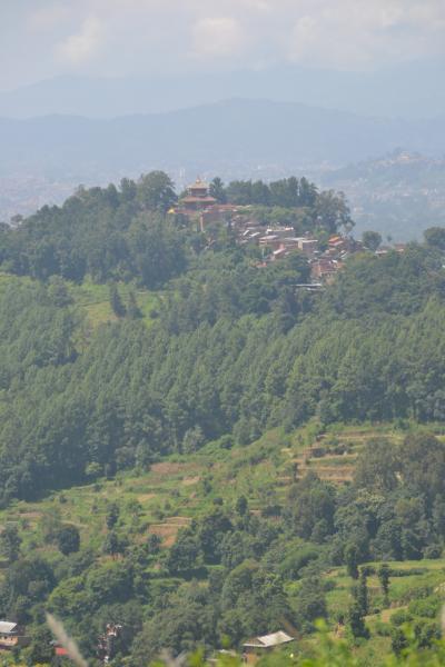 ネパール旅行記(4) ナガルコットからチャングナラヤンそしてカトマンズへ