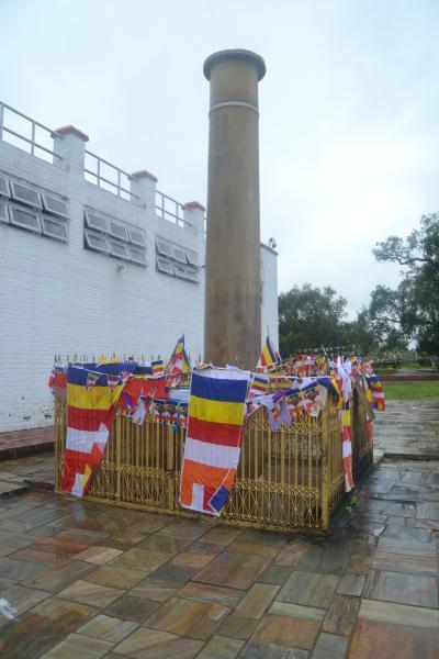 ネパール旅行記(12) お釈迦様の誕生の地 ルンビニ