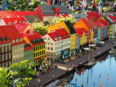 2度目の北欧はデンマーク。2日目はレゴランド。レゴランドは遠いよ、でも可愛いよ。イケメン天国デンマーク。