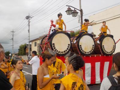 太田ねぶた祭り
