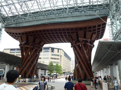 金沢市内観光