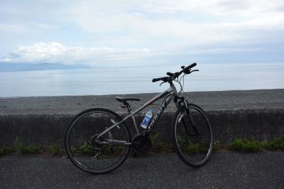 自転車でGO! 2017.08.12 少し涼しかったので田子の浦港までウロウロ…