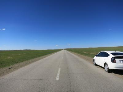 中国から陸路でバイカル湖を目指した旅3. モンゴル入国、一気にウランバートルへ(2017年7月)