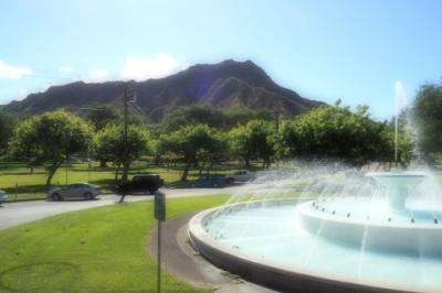 Hawaii * ダイヤモンドヘッド周遊