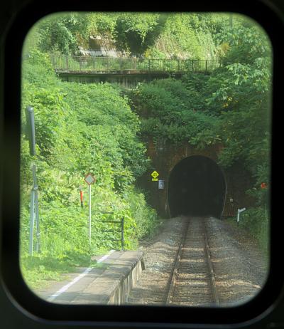 会津旅01 只見線の車窓から