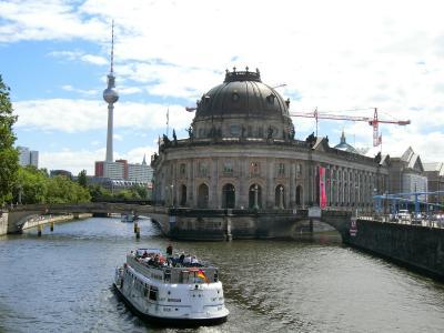 夫婦記念旅行 BERLIN~PARIS欲張り旅行①BERLIN