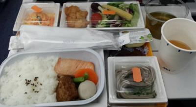 ANA搭乗記 ミュンヘン→羽田 NH218 20161208