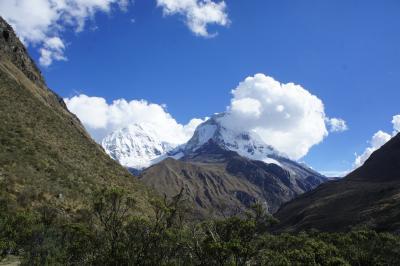 春のペルー2週間(5)ワラス