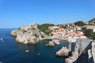 絶景の連続!クロアチア&スロベニア旅行1