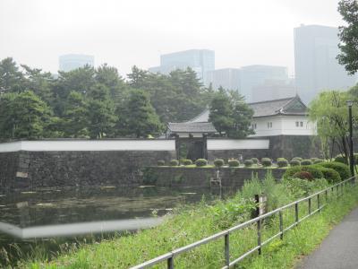 2017年東京への旅路