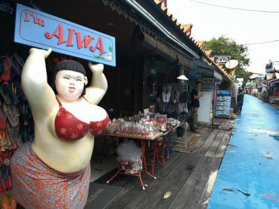 勝手にリペ島!タイ最後の楽園はマレーシア経由で安近(1)
