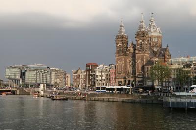 2017. 私の夏休み一人旅 フランクフルトからアムステルダムへ