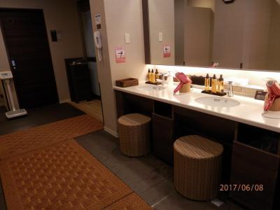 長崎8dホテルはドーミーイン長崎 大浴場があるからここ