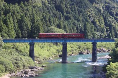 長良川鉄道と天然あゆを求めて