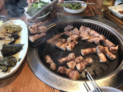 1泊2日お気に入りの韓国料理を食べる旅@釜山