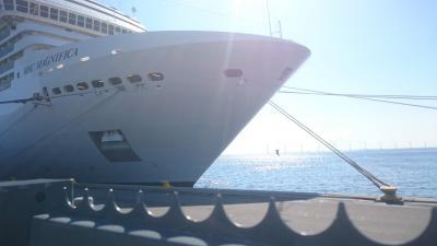 【MSCクルーズ】下船前日〜当日、空港までの流れ@コペンハーゲン