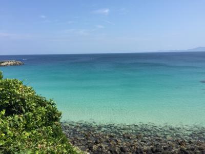 2017年夏・五島へGO!!(ユネスコ世界遺産登録を目指してます。)