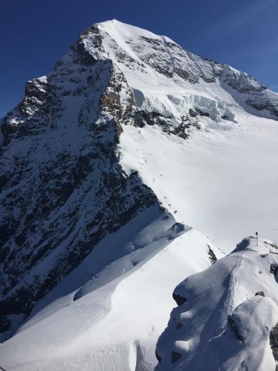 Jungfraujoch展望台