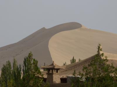 敦煌は遠かった・・・北京経由敦煌の旅 砂漠編