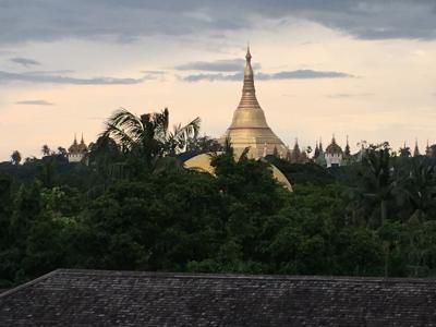 ミャンマー(ヤンゴン)でアジアの熱気を感じる♪