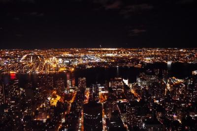 ニューヨークの旅【2日目夜景編】-毎年恒例!3姉妹旅行-