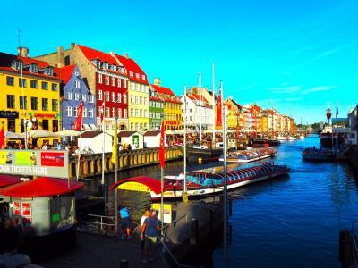 2度目の北欧はデンマーク。3日目は移動と市内観光。