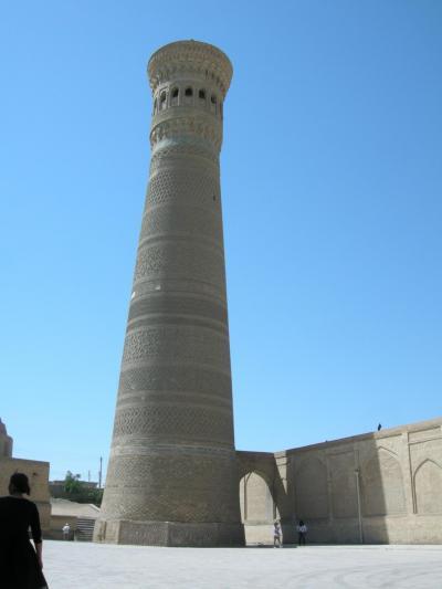 ウズベキスタン旅行記 その④ ブハラ観光