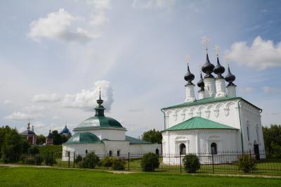 ロシア 黄金の輪 ウラジミールとスーズダリ