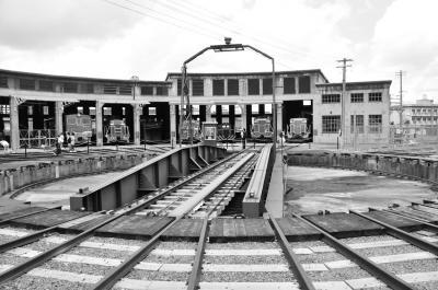 2017年お盆キャンプ(2)・津山まなびの鉄道館