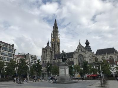 ベルギー・フランス7日間(アントワープ編)
