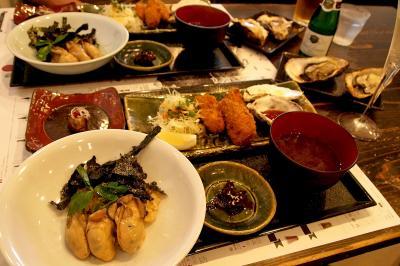 2017年8月②美味しい広島2泊3日の旅★2日目~厳島神社・宮島で牡蠣づくし クラウンプラザ広島に滞在