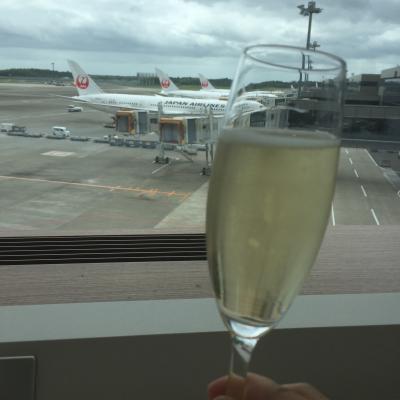 2017 夏のvacances スペイン・ポルトガル ~ 準備から出発、羽田空港国際線ラウンジで華麗に乾杯編 のはずが… 編
