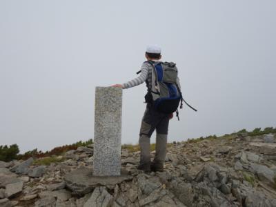 2017 北海道 父子2人旅~ 天塩岳(1,558m) ~ 登山編 ~ なかなかいい感じの山でした