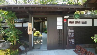 ランチを友達とLanch buffet &Bar Blue line  SAKURAに行ってきました