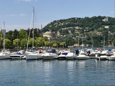 親子水入らず-おとん初ヨーロッパ 6日目:イタリア/コモ湖