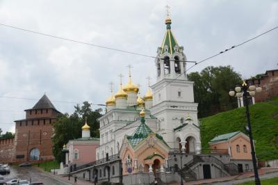 ロシア 黄金の輪 ウラジミールからニージニー・ノブゴロド、スーズダリ再訪